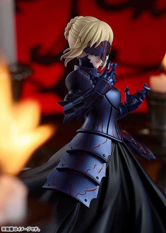 POP UP PARADE『セイバーオルタ』Fate/stay night [Heaven's Feel] 完成品フィギュア-002