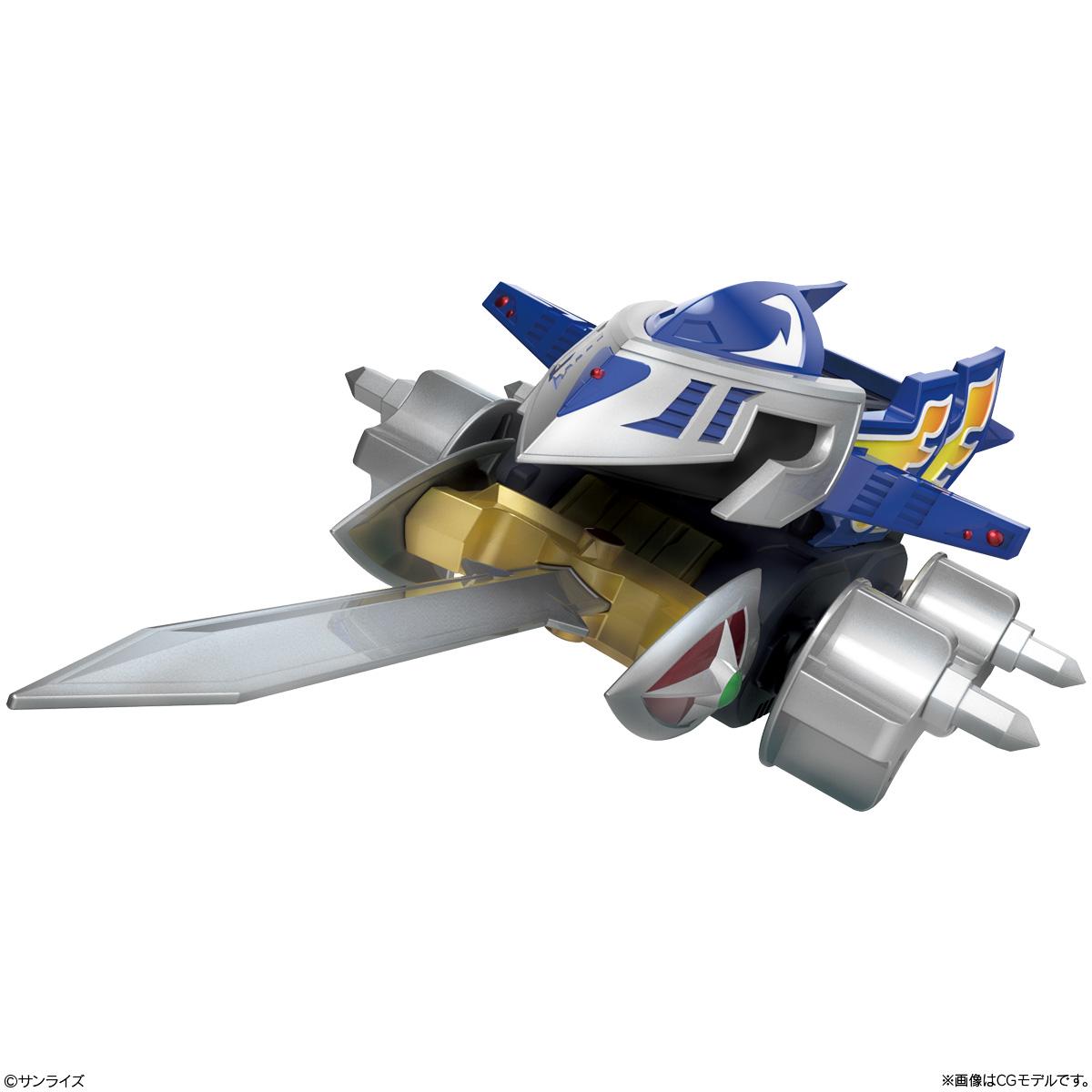 【食玩】SMP[SHOKUGAN MODELING PROJECT]『クラッシュギア BATTLE1』激闘!クラッシュギアTURBO 3個入りBOX-005