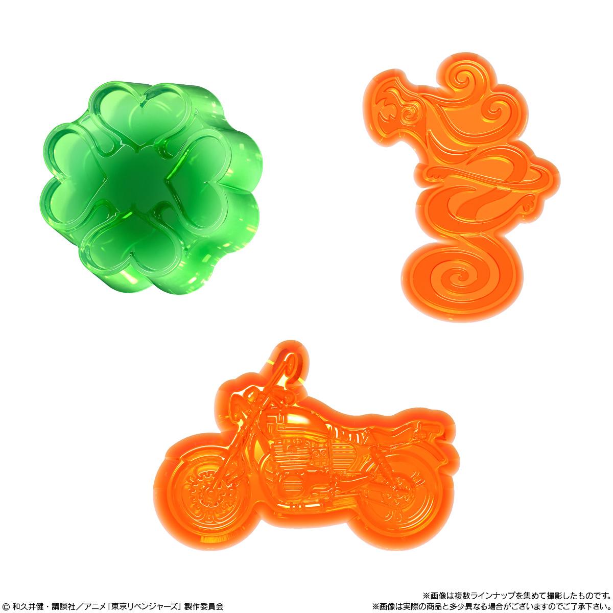 【食玩】東京リベンジャーズ『東京リベンジャーズ グミ』12個入りBOX-007