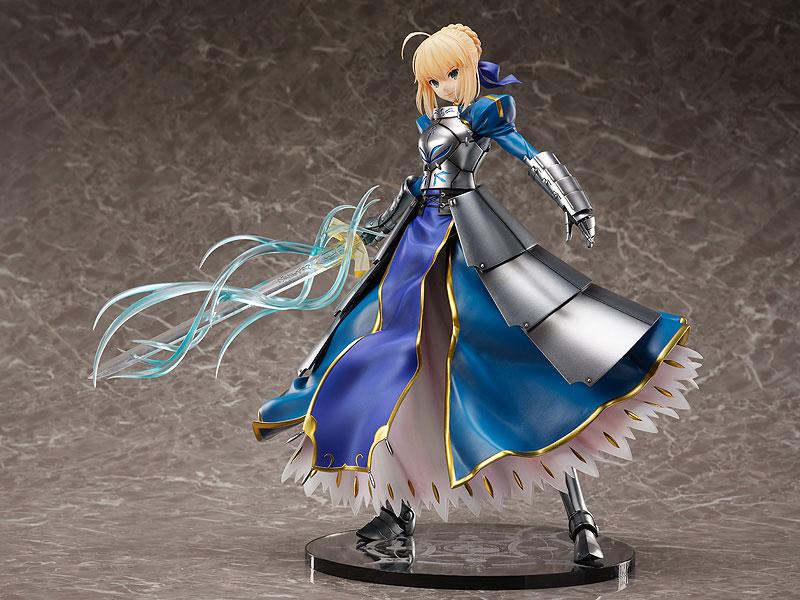 【限定販売】Fate/Grand Order『セイバー/アルトリア・ペンドラゴン(第二再臨)』1/4 完成品フィギュア-002