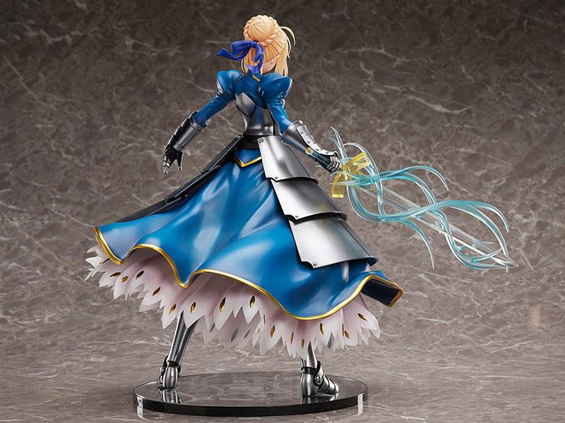 【限定販売】Fate/Grand Order『セイバー/アルトリア・ペンドラゴン(第二再臨)』1/4 完成品フィギュア-004