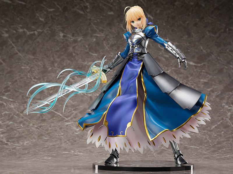 【限定販売】Fate/Grand Order『セイバー/アルトリア・ペンドラゴン(第二再臨)』1/4 完成品フィギュア-005