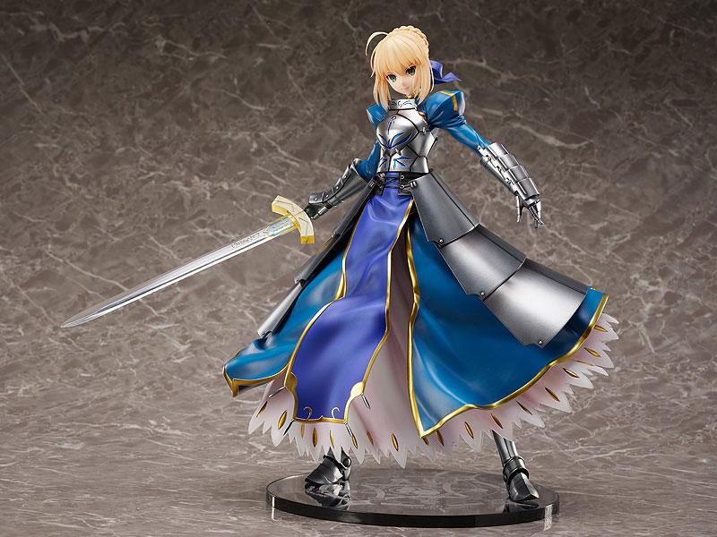 【限定販売】Fate/Grand Order『セイバー/アルトリア・ペンドラゴン(第二再臨)』1/4 完成品フィギュア-008