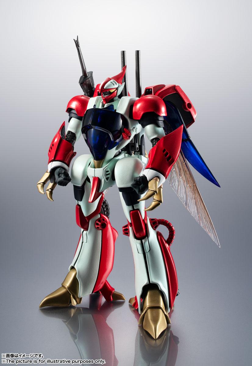 METAL ROBOT魂〈SIDE AB〉『ビルバイン』聖戦士ダンバイン 可変可動フィギュア-002