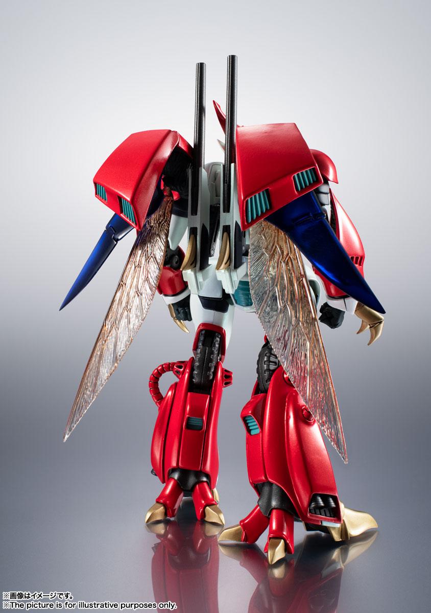 METAL ROBOT魂〈SIDE AB〉『ビルバイン』聖戦士ダンバイン 可変可動フィギュア-003