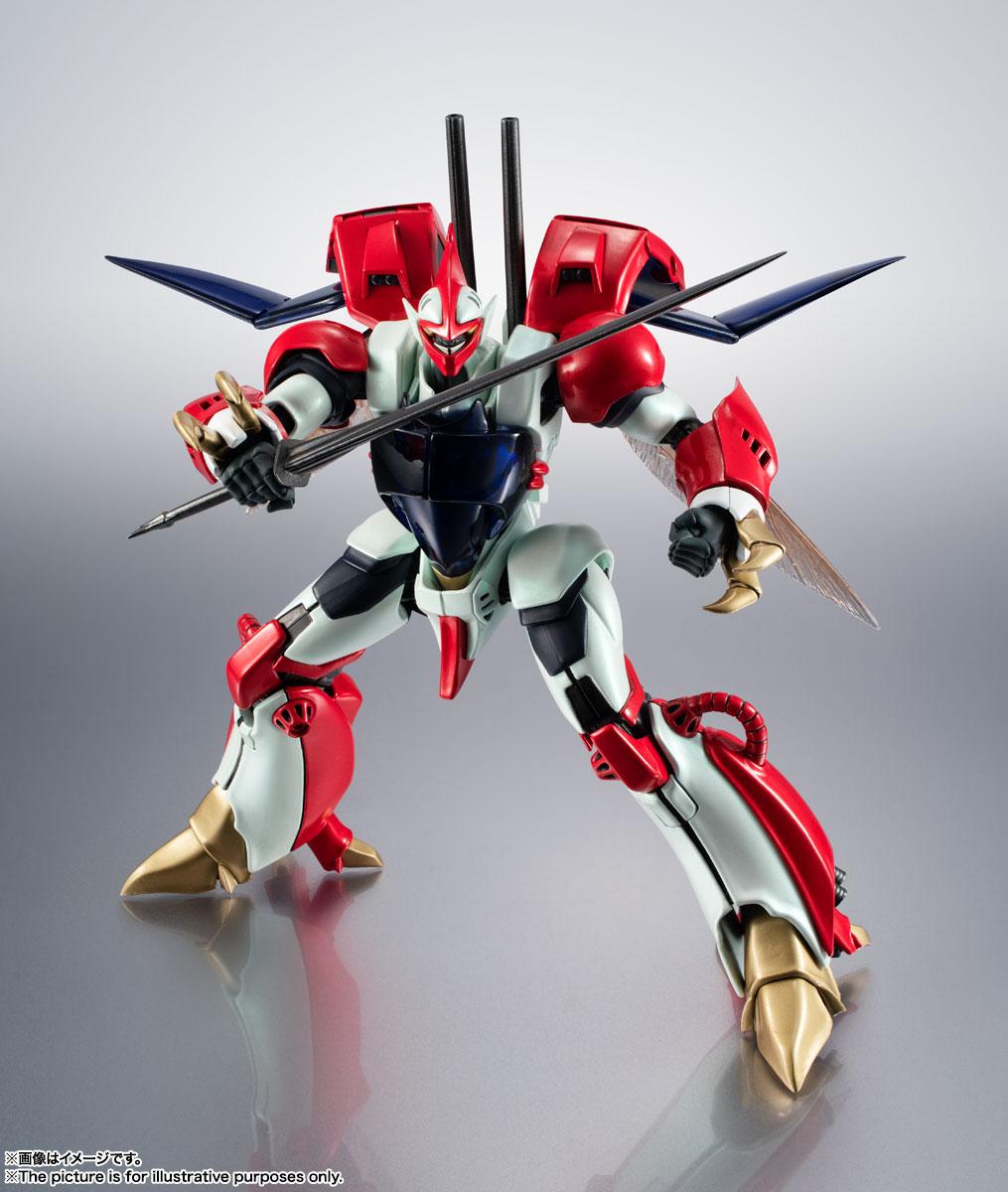 METAL ROBOT魂〈SIDE AB〉『ビルバイン』聖戦士ダンバイン 可変可動フィギュア-006