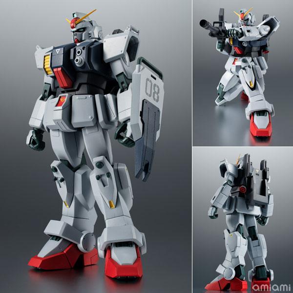ROBOT魂〈SIDE MS〉『RX-79(G)陸戦型ガンダム ver. A.N.I.M.E.』機動戦士ガンダム 第08MS小隊 可動フィギュア