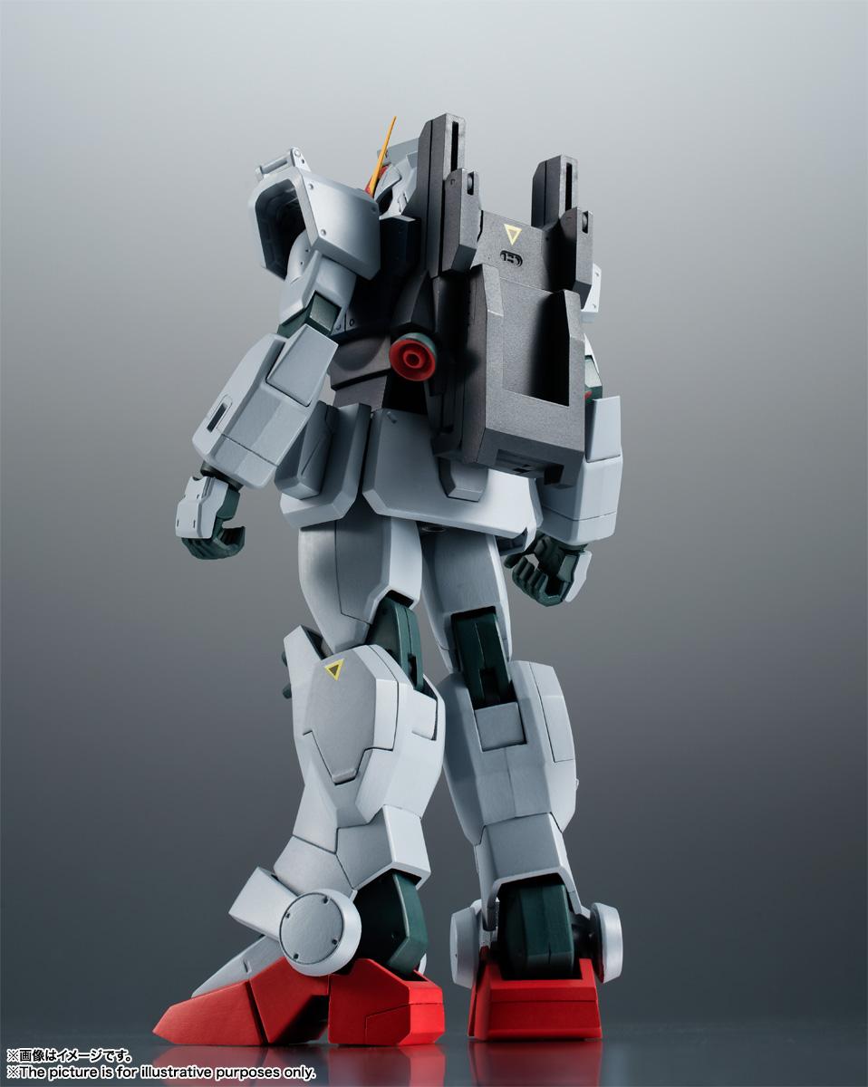 ROBOT魂〈SIDE MS〉『RX-79(G)陸戦型ガンダム ver. A.N.I.M.E.』機動戦士ガンダム 第08MS小隊 可動フィギュア-002