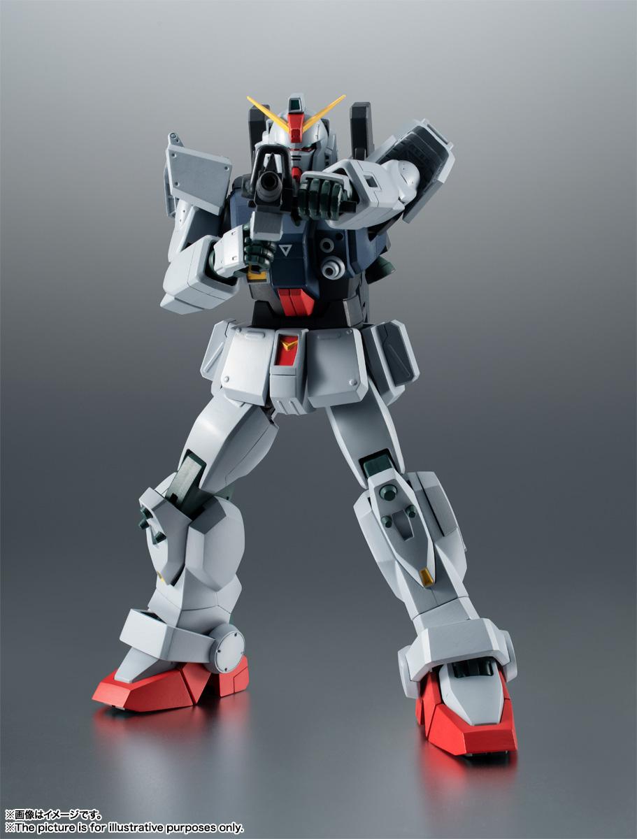 ROBOT魂〈SIDE MS〉『RX-79(G)陸戦型ガンダム ver. A.N.I.M.E.』機動戦士ガンダム 第08MS小隊 可動フィギュア-003