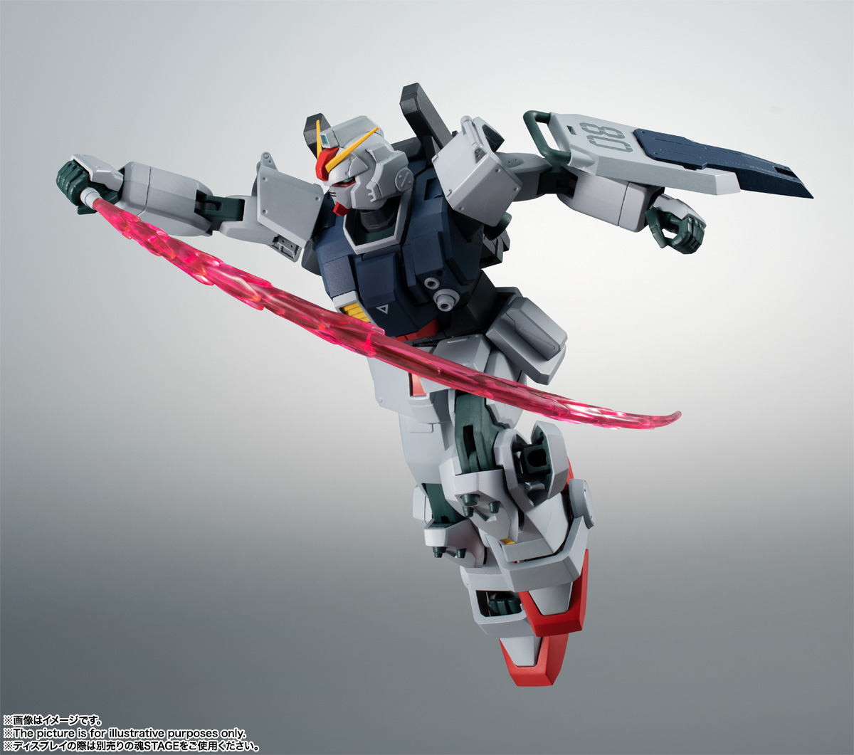 ROBOT魂〈SIDE MS〉『RX-79(G)陸戦型ガンダム ver. A.N.I.M.E.』機動戦士ガンダム 第08MS小隊 可動フィギュア-011