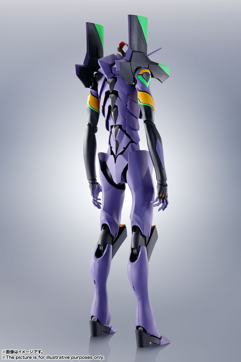 ROBOT魂〈SIDE EVA〉『エヴァンゲリオン第13号機』シン・エヴァンゲリオン劇場版 可動フィギュア-004