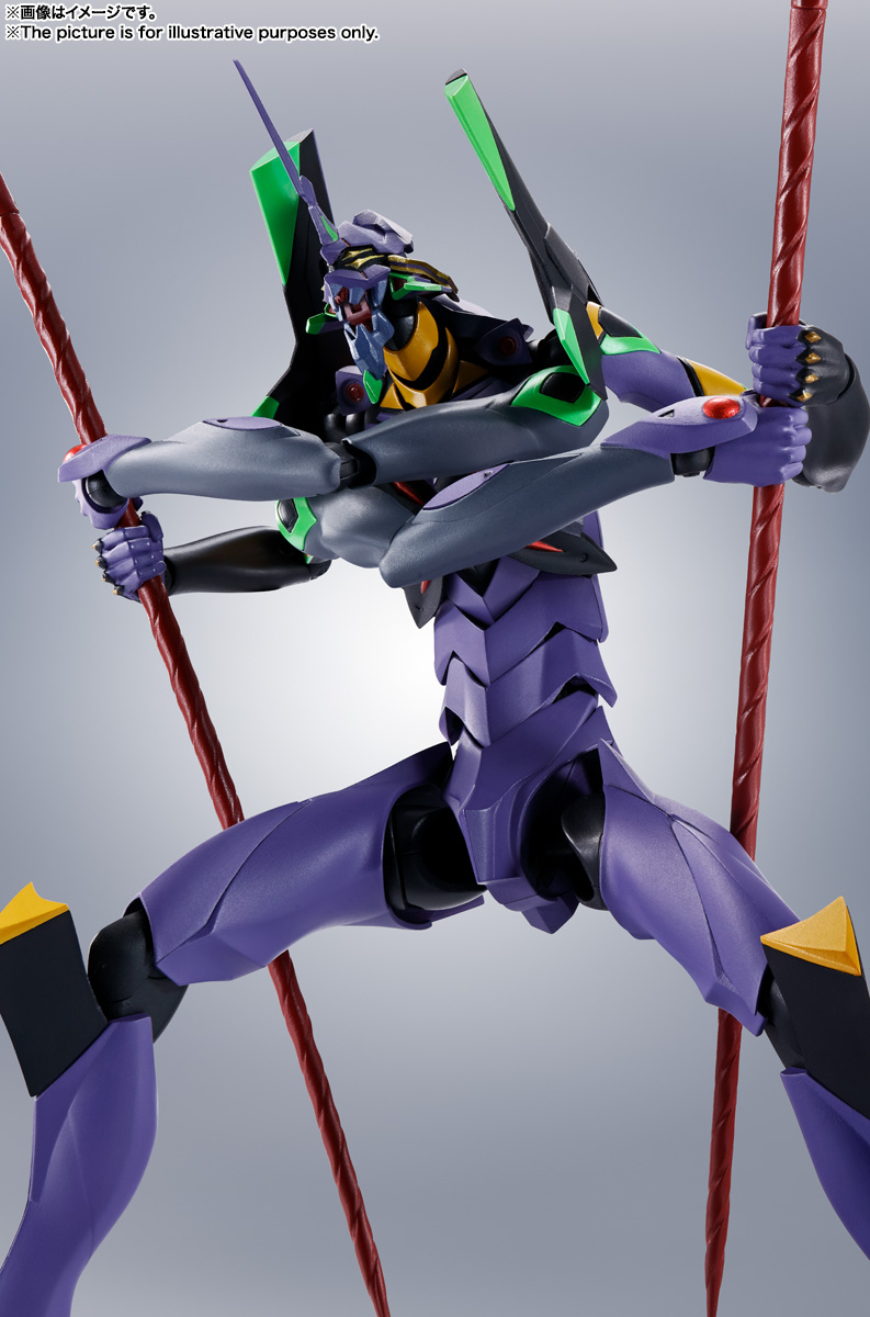 ROBOT魂〈SIDE EVA〉『エヴァンゲリオン第13号機』シン・エヴァンゲリオン劇場版 可動フィギュア-009