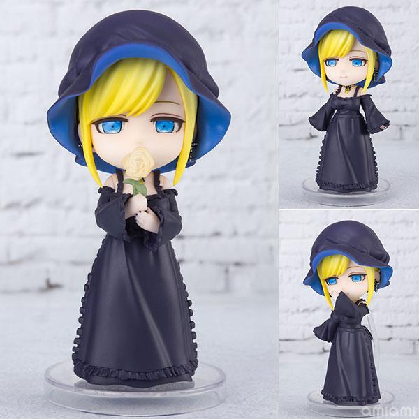 Figuarts mini『アリス 』死神坊ちゃんと黒メイド デフォルメ可動フィギュア