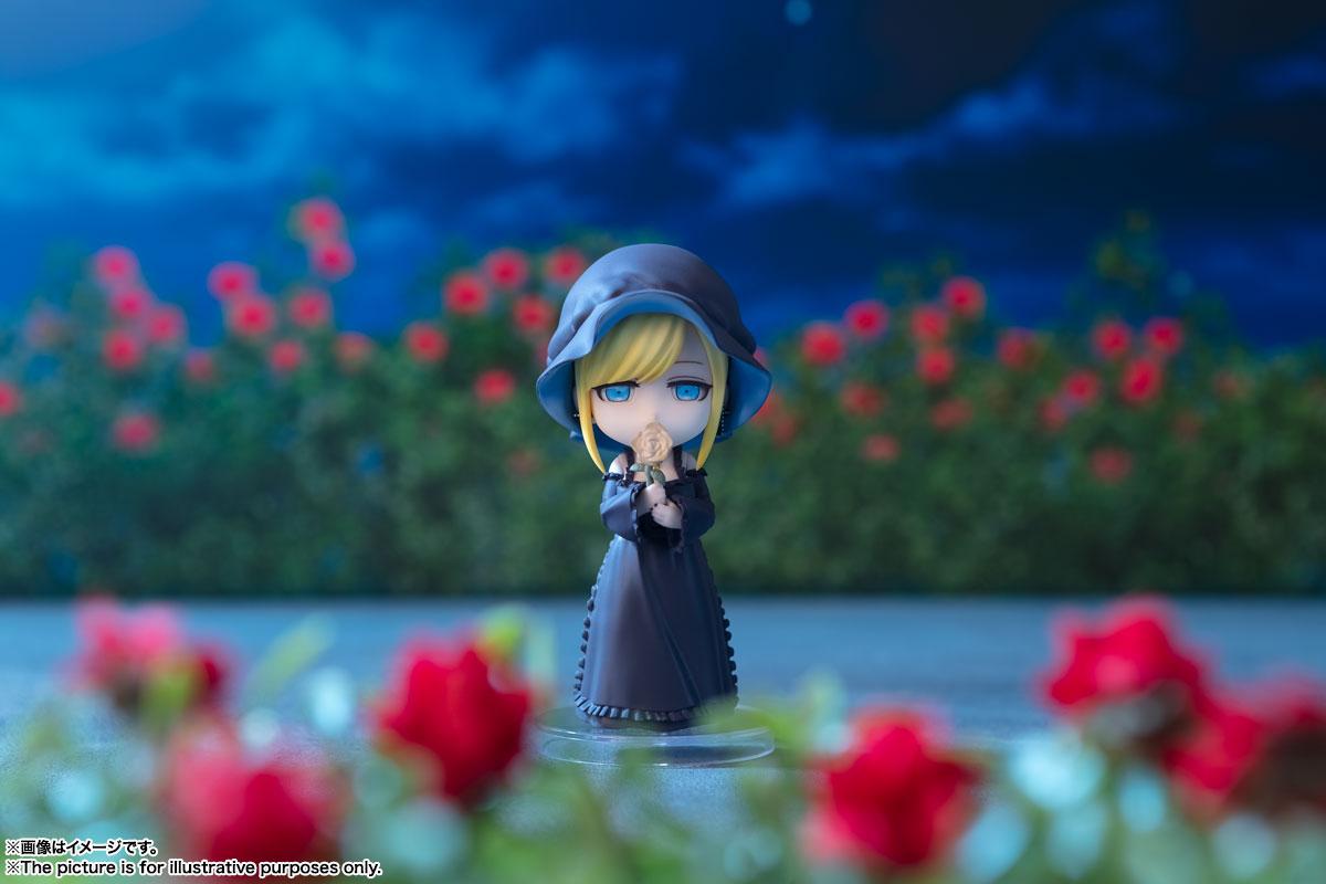 Figuarts mini『アリス 』死神坊ちゃんと黒メイド デフォルメ可動フィギュア-005