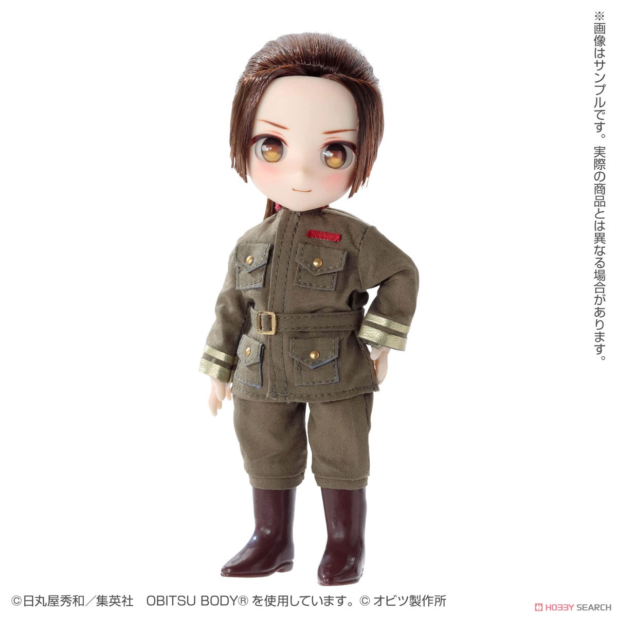 DOLPokke(ドルポッケ)No.006『中国』ヘタリア World☆Stars 完成品ドール-001