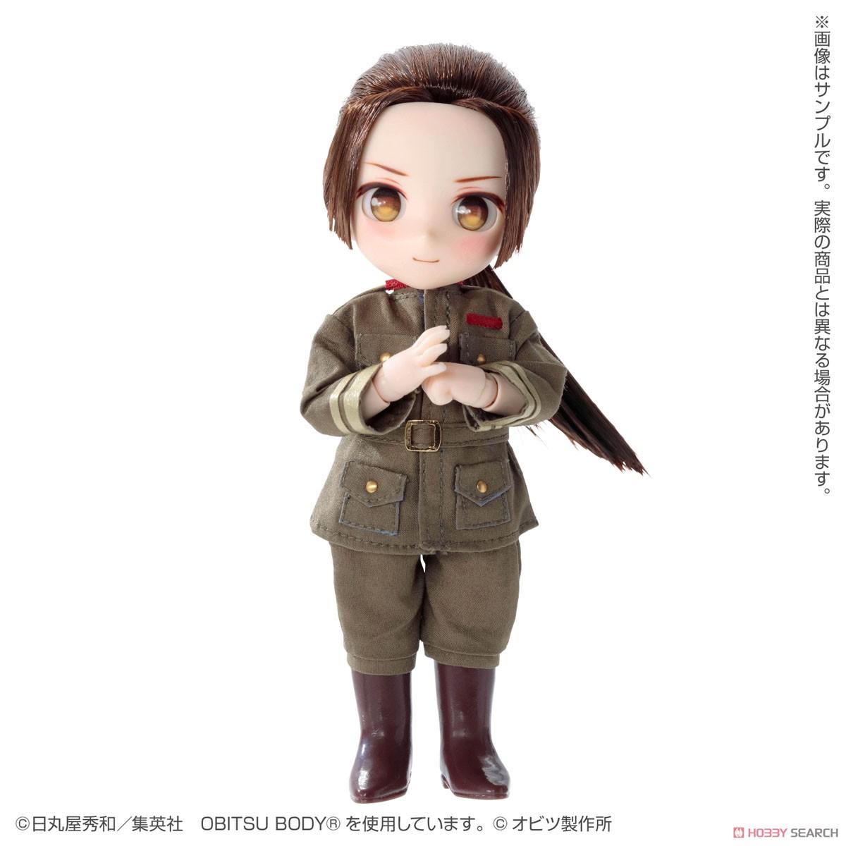 DOLPokke(ドルポッケ)No.006『中国』ヘタリア World☆Stars 完成品ドール-002