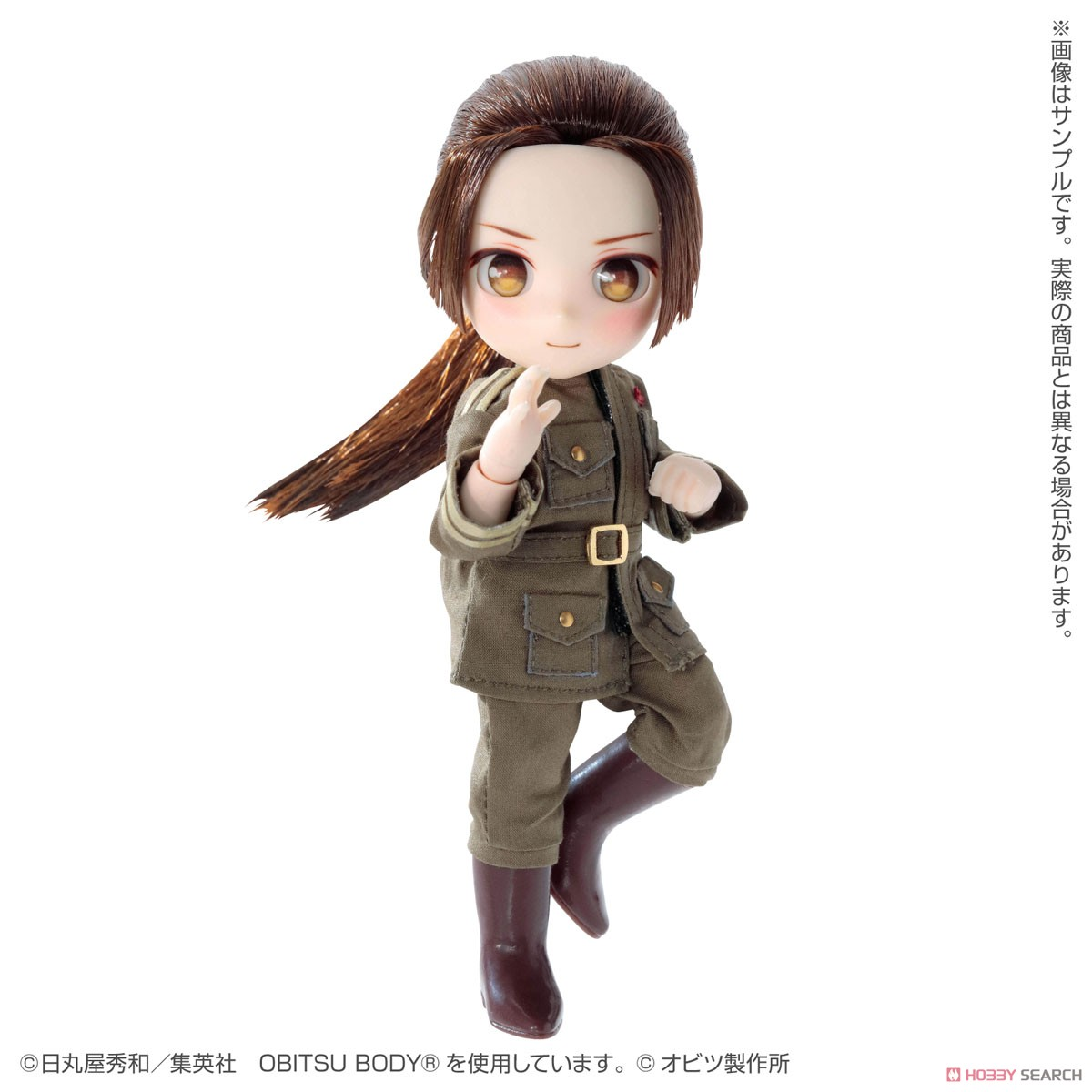 DOLPokke(ドルポッケ)No.006『中国』ヘタリア World☆Stars 完成品ドール-003