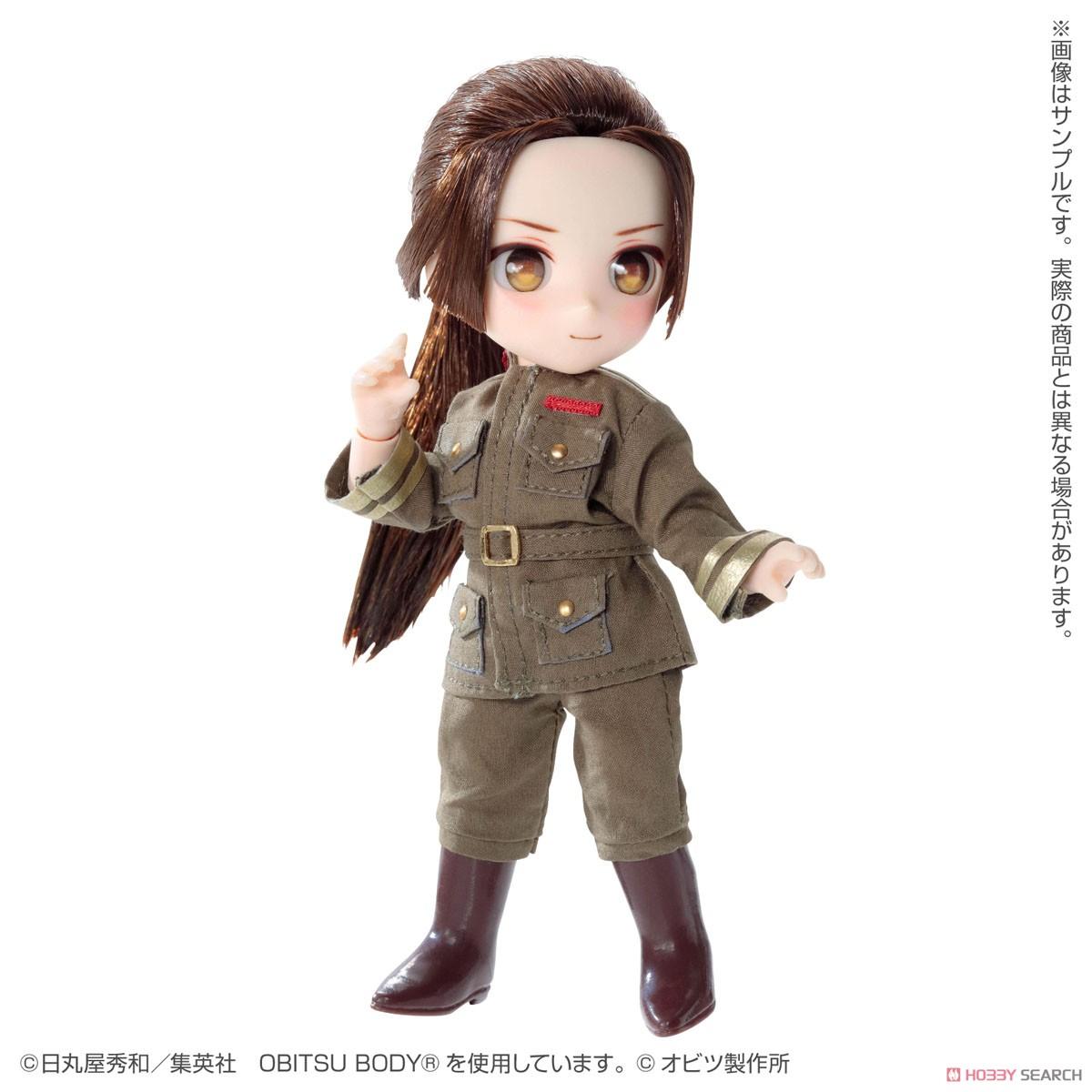 DOLPokke(ドルポッケ)No.006『中国』ヘタリア World☆Stars 完成品ドール-005