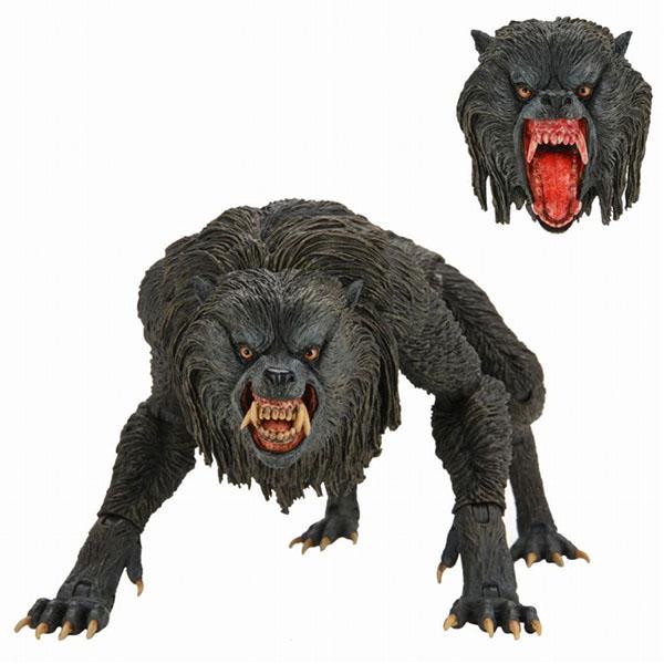 狼男アメリカン『ウェアウルフ デヴィッド・ケスラー』アルティメット 7インチ アクションフィギュア