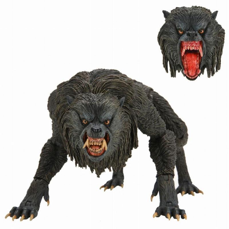 狼男アメリカン『ウェアウルフ デヴィッド・ケスラー』アルティメット 7インチ アクションフィギュア-001