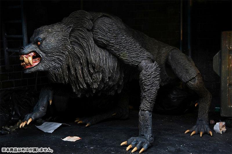 狼男アメリカン『ウェアウルフ デヴィッド・ケスラー』アルティメット 7インチ アクションフィギュア-016