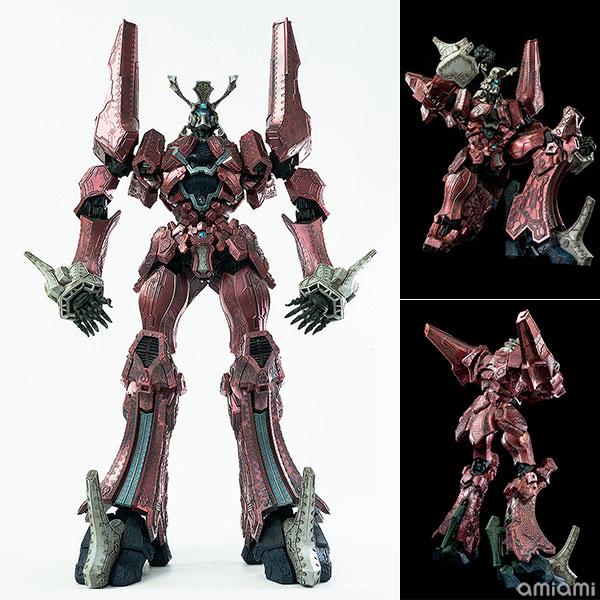 threezeroX竹谷隆之『イデオン』伝説巨神イデオン 可動フィギュア