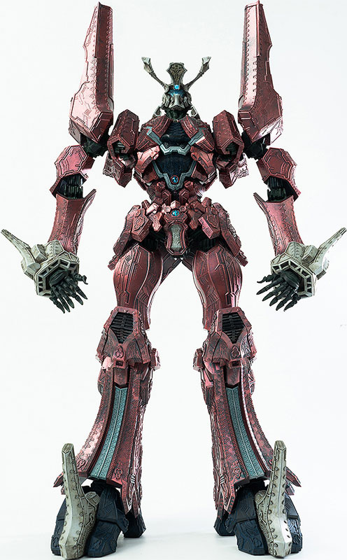 threezeroX竹谷隆之『イデオン』伝説巨神イデオン 可動フィギュア-001