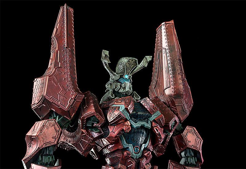 threezeroX竹谷隆之『イデオン』伝説巨神イデオン 可動フィギュア-004
