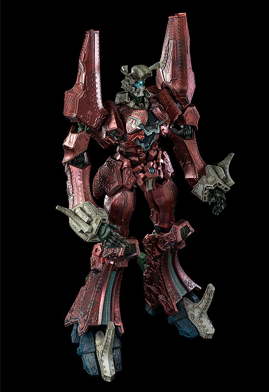 threezeroX竹谷隆之『イデオン』伝説巨神イデオン 可動フィギュア-005