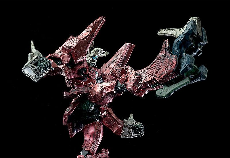 threezeroX竹谷隆之『イデオン』伝説巨神イデオン 可動フィギュア-009
