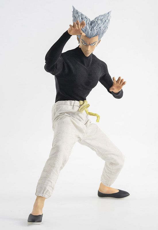 Articulated Figure『FigZero Garou/フィグゼロ:ガロウ』ワンパンマン 1/6 可動フィギュア-006