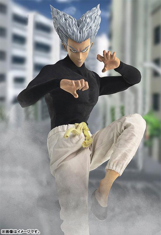 Articulated Figure『FigZero Garou/フィグゼロ:ガロウ』ワンパンマン 1/6 可動フィギュア-007