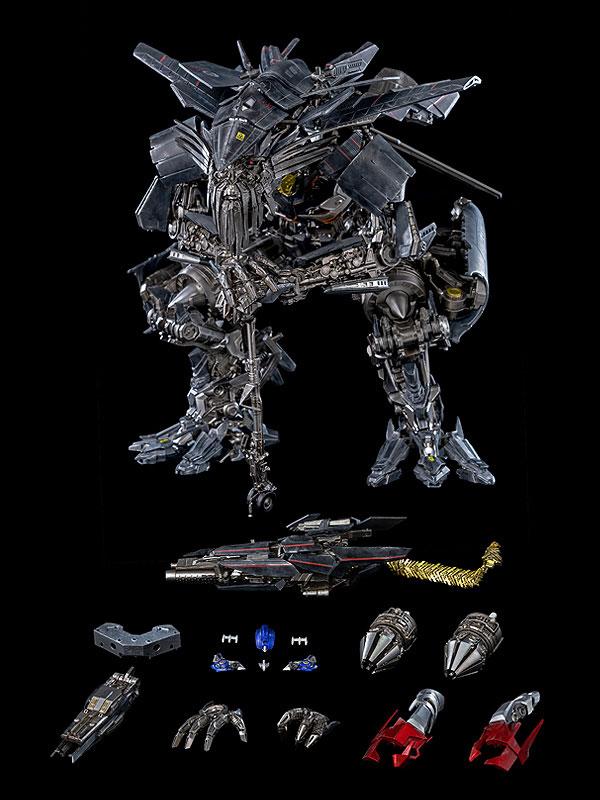 DLXシリーズ『ジェットファイヤー/Jetfire』トランスフォーマー/リベンジ 可動フィギュア-002