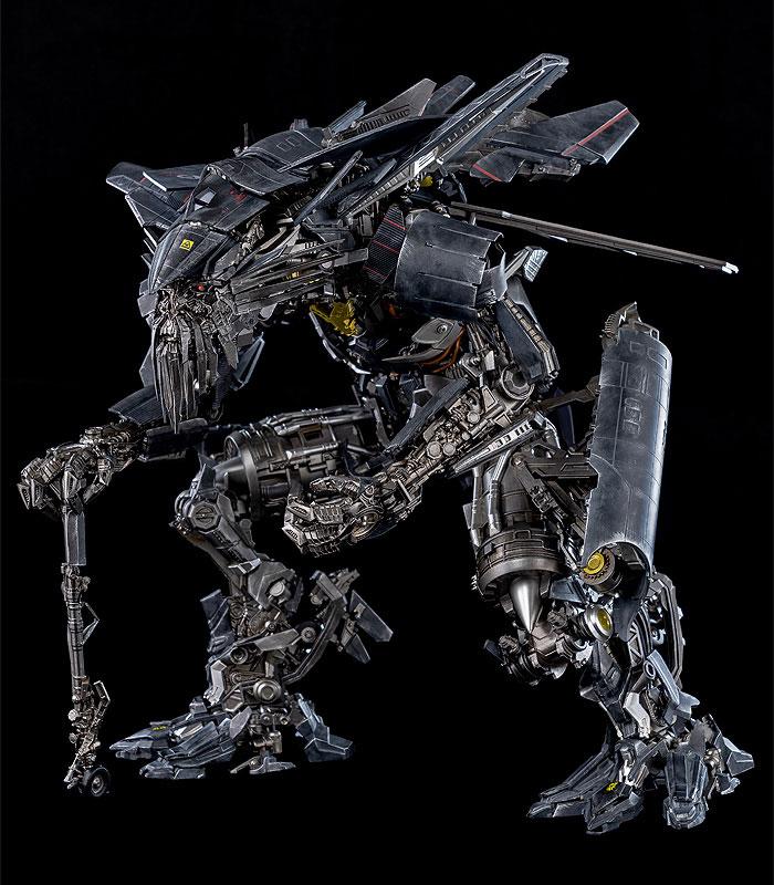 DLXシリーズ『ジェットファイヤー/Jetfire』トランスフォーマー/リベンジ 可動フィギュア-003