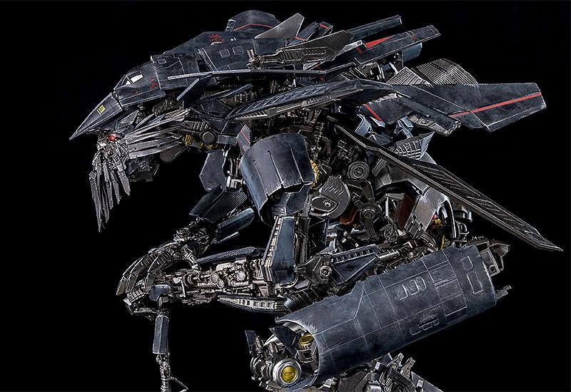 DLXシリーズ『ジェットファイヤー/Jetfire』トランスフォーマー/リベンジ 可動フィギュア-005