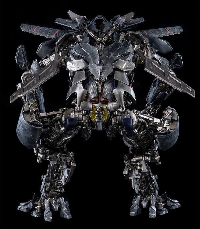 DLXシリーズ『ジェットファイヤー/Jetfire』トランスフォーマー/リベンジ 可動フィギュア-008