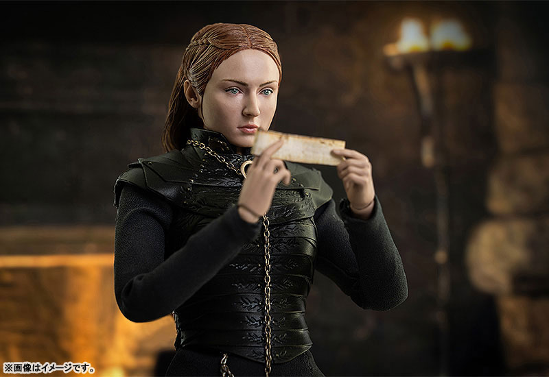 Game of Thrones『サンサ・スターク(Sansa Stark)シーズン8』ゲーム・オブ・スローンズ 1/6 可動フィギュア-006
