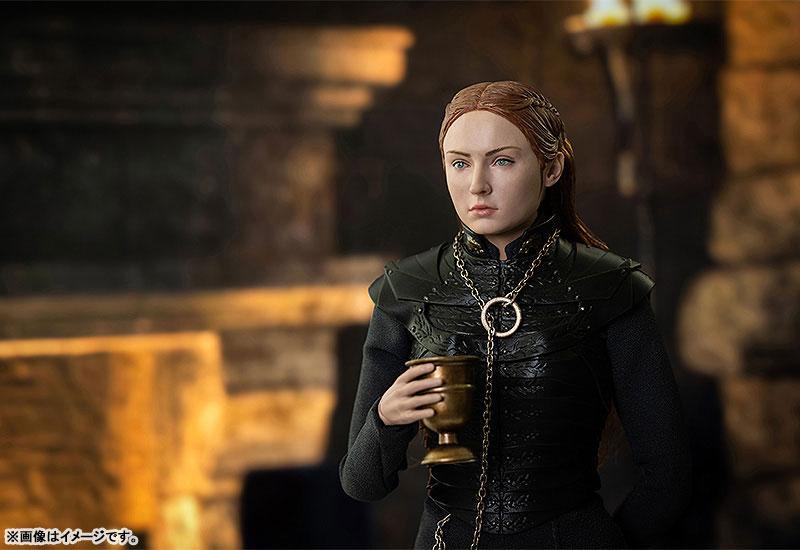 Game of Thrones『サンサ・スターク(Sansa Stark)シーズン8』ゲーム・オブ・スローンズ 1/6 可動フィギュア-007