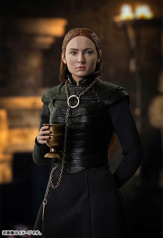 Game of Thrones『サンサ・スターク(Sansa Stark)シーズン8』ゲーム・オブ・スローンズ 1/6 可動フィギュア-008