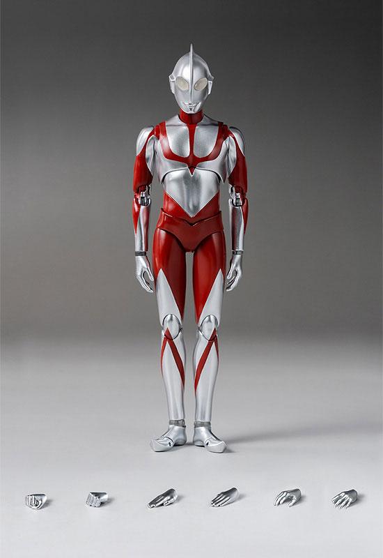 フィグゼロS『ウルトラマン』シン・ウルトラマン 6インチ 可動フィギュア-002