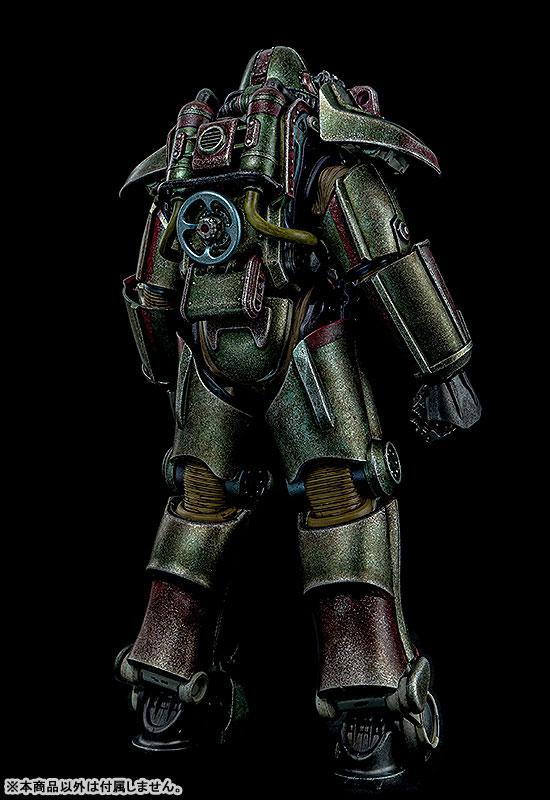 Fallout『T-45 ホットロッドシャーク・アーマー・パック(T-45 Hot Rod Shark Armor Pack)』フォールアウト 1/6 可動フィギュア-003