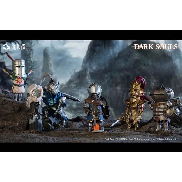 ダークソウル『DARK SOULS(ダークソウル)デフォルメフィギュア Vol.1』6個入りBOX