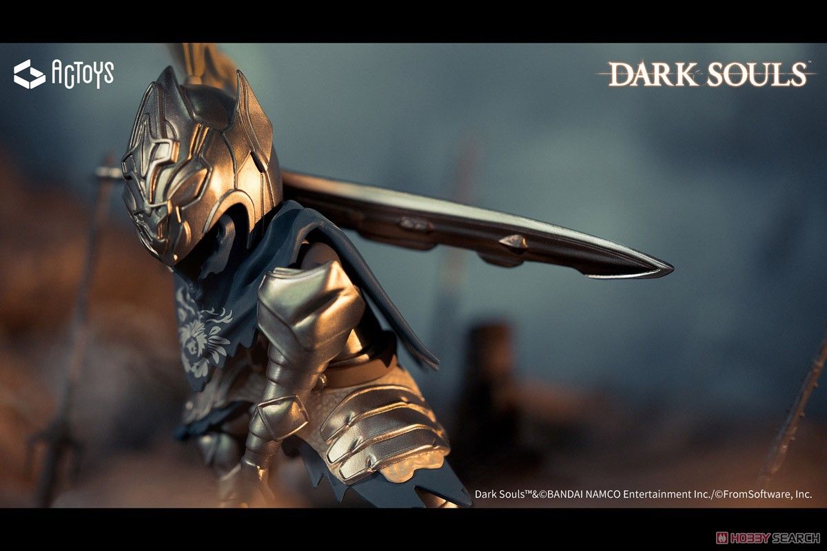 ダークソウル『DARK SOULS(ダークソウル)デフォルメフィギュア Vol.1』6個入りBOX-002