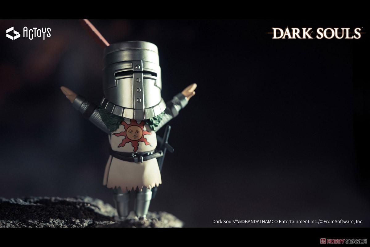 ダークソウル『DARK SOULS(ダークソウル)デフォルメフィギュア Vol.1』6個入りBOX-006