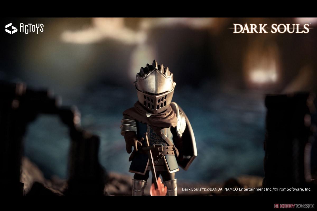 ダークソウル『DARK SOULS(ダークソウル)デフォルメフィギュア Vol.1』6個入りBOX-010