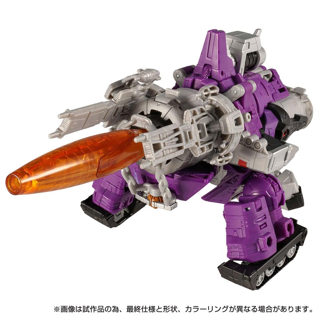 トランスフォーマー キングダム『KD-16 ガルバトロン』可変可動フィギュア-002