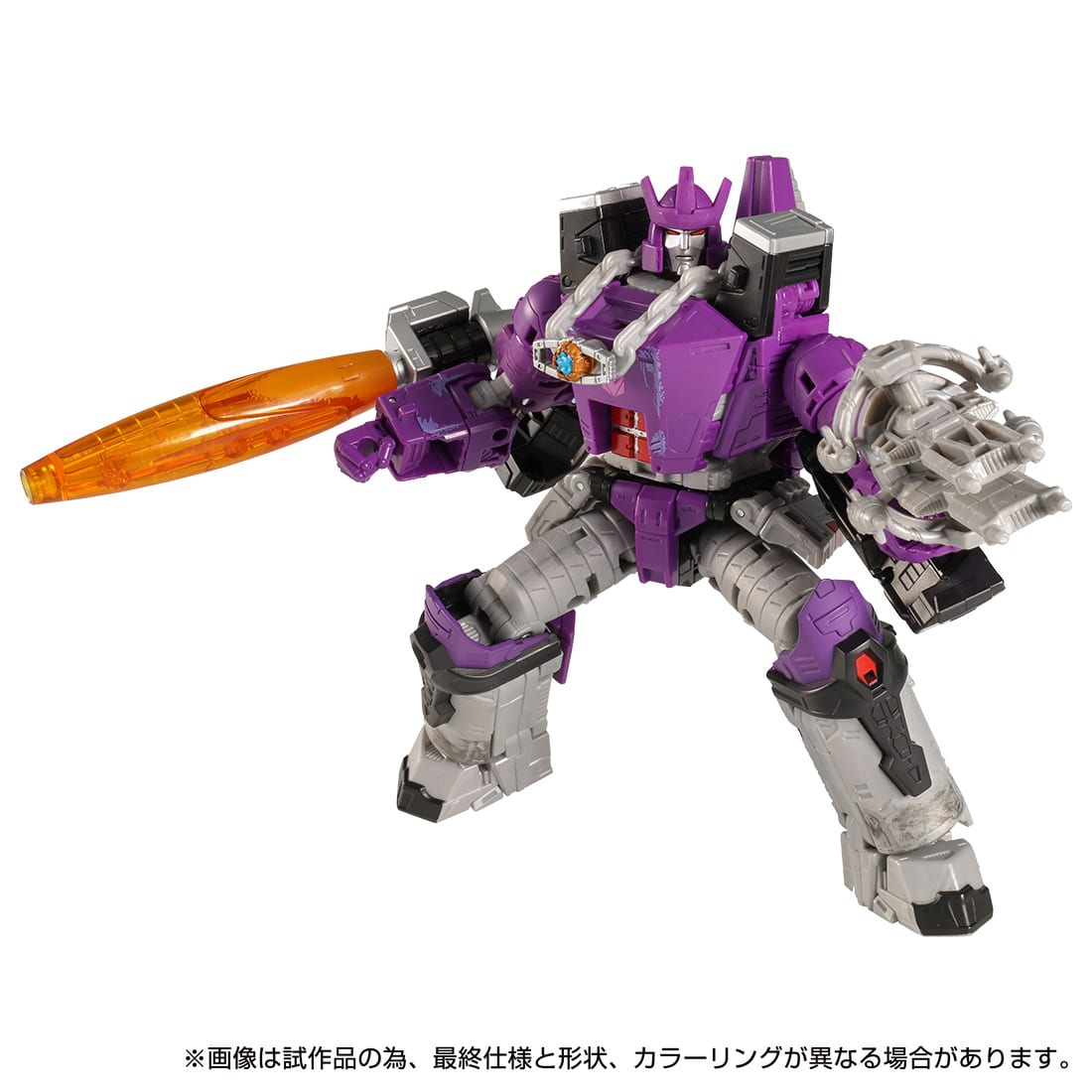 トランスフォーマー キングダム『KD-16 ガルバトロン』可変可動フィギュア-003