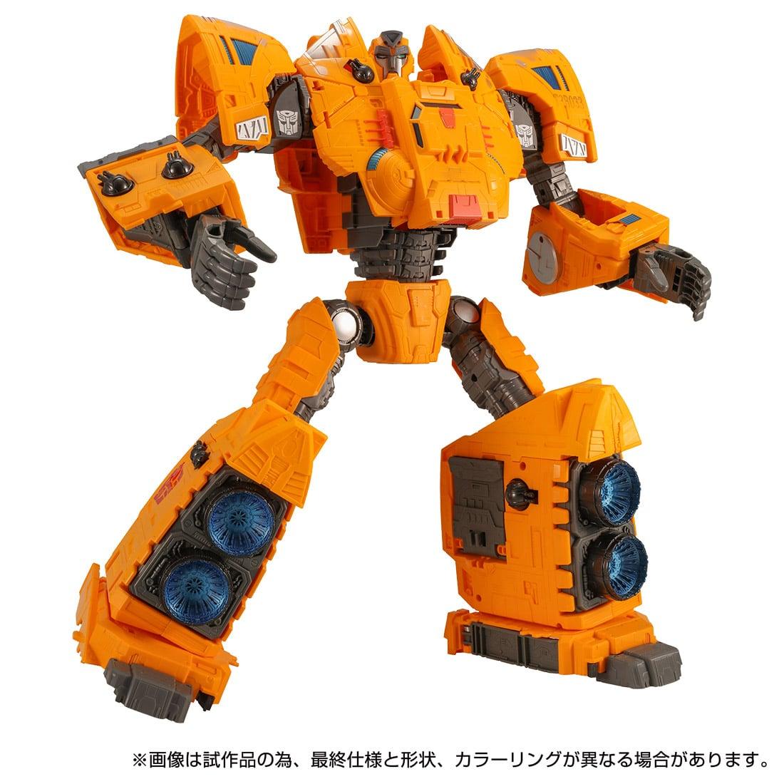 【限定販売】トランスフォーマー キングダム『KD EX-09 オートボットアーク』可変可動フィギュア-001