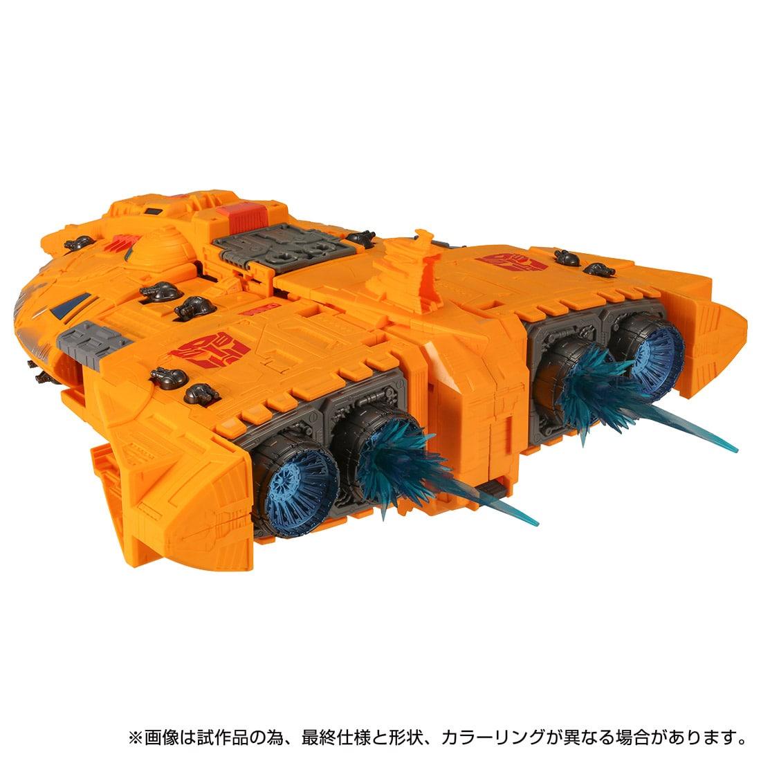 【限定販売】トランスフォーマー キングダム『KD EX-09 オートボットアーク』可変可動フィギュア-003