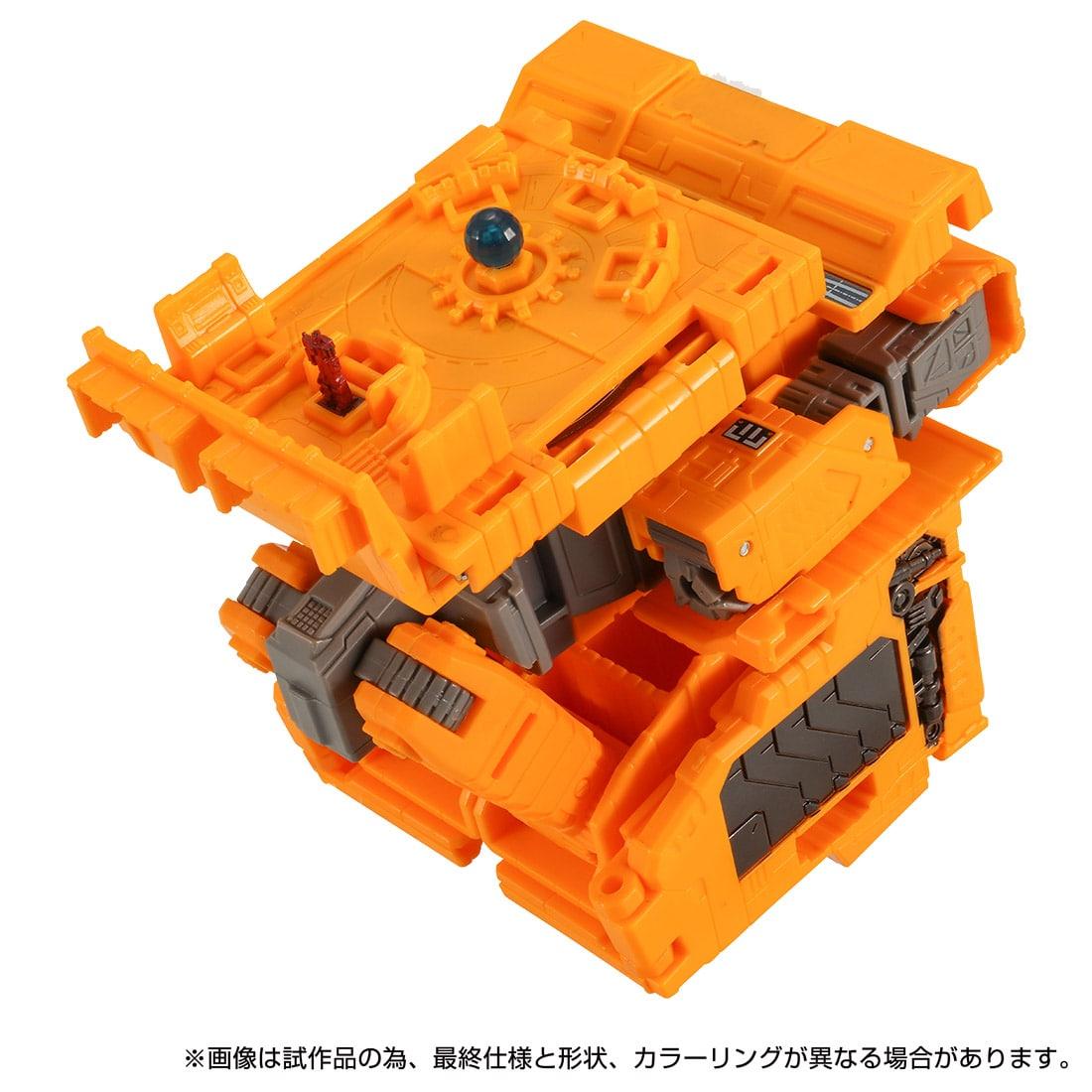 【限定販売】トランスフォーマー キングダム『KD EX-09 オートボットアーク』可変可動フィギュア-004
